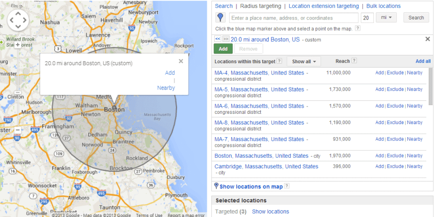 how-much-does-adwords-cost-geotargeting-local-ppc