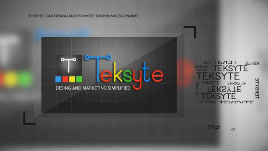 Teksyte Video Pormotion