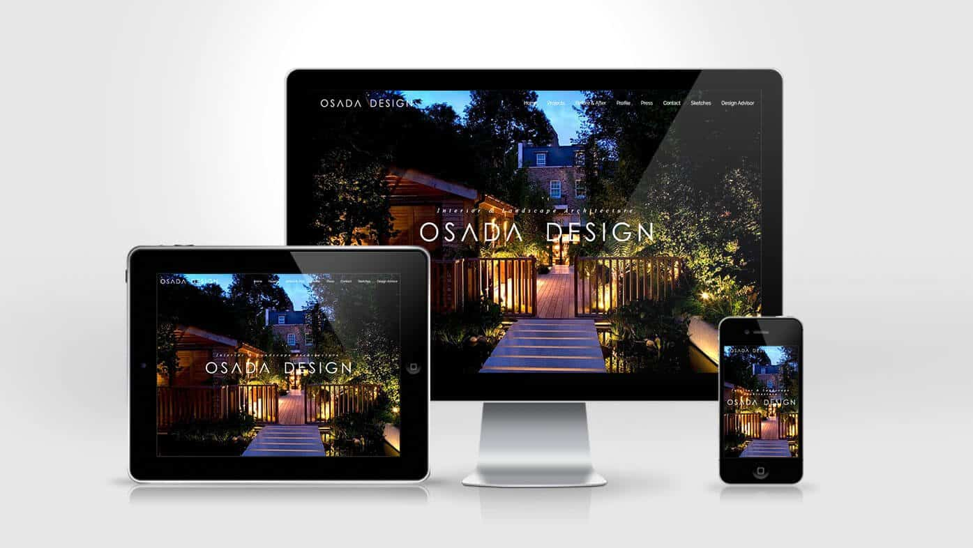 Osada Design Website Creation